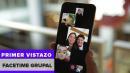 FaceTime grupal: primera prueba en español