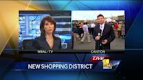 New shopping center opens in Baltimore City