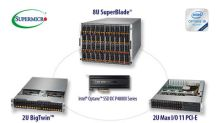Supermicro Launches New Intel Optane SSD Optimized Platforms