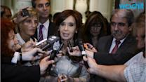 Argentine President Says Prosecutor Building Cover-up Case Against Her Had Also Praised Her