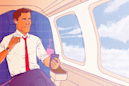 Flying 1,300 mph on airplanes would be great. But future aviation has other plans.