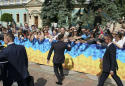 The Latest: Ukraine prime minister to quit in symbolic move