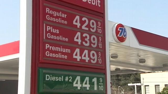 Gas Prices Soar