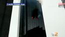 La Trump Tower ravagée par un incendie, les images chocs (Vidéo)