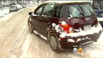 Snowy Side Streets Cause Parking Headaches For Denver Residents