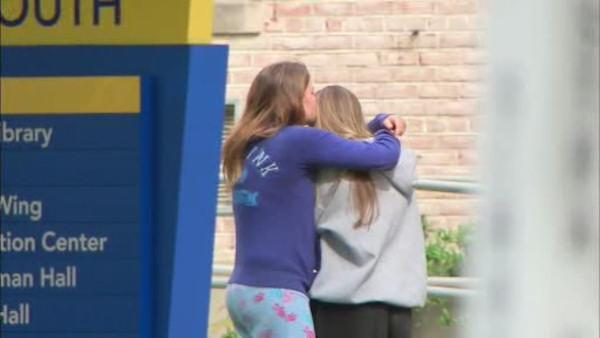 Hofstra students and faculty react to shooting
