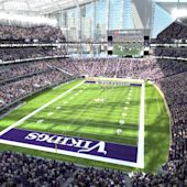 Here Are 5 Amazing Things About the Minnesota Vikings' New Stadium