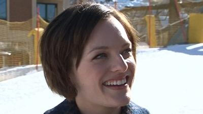 Sundance 2013: Elisabeth Moss Talks 'Mad Men' Season 6