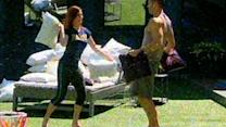 Big Brother Feed Highlight -Brenchel Pillow Fight