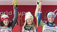 Shiffrin storms to combined World Cup race victory