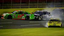 Ambrose spins, Patrick and others wreck