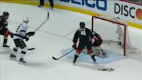 Gaborik beats Gibson late in 2nd period