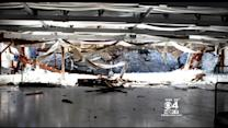 No Injuries In Canton Skating Rink Roof Collapse
