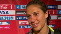 """Winning World Cup is """"best feeling"""" says Carli Lloyd"""