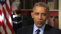 Obama: Deal with Iran more likely now, still gaps