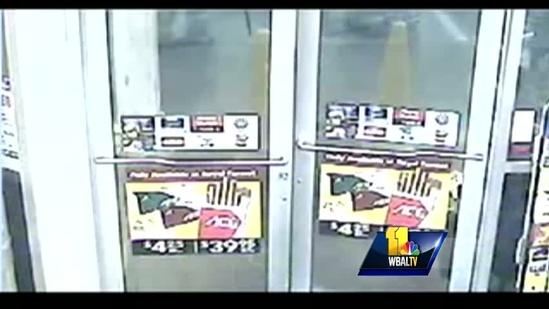 Surveillance video released in store robbery