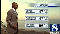 Get Your Friday KSBW Weather Forecast 6.14.13