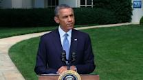 Obama: What's Needed for MH17 Crash Site Investigation