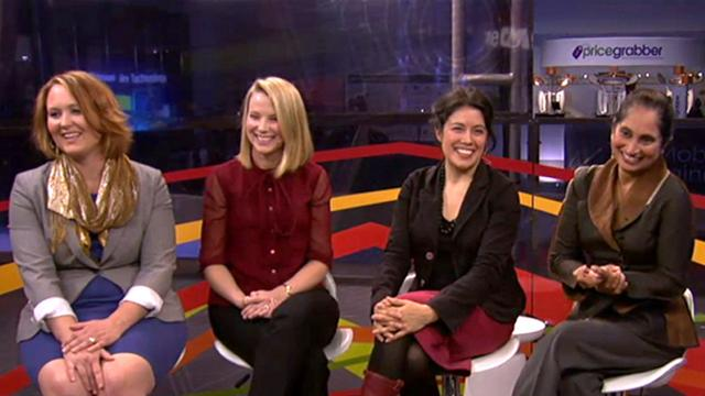 Highlights from CNET's Women in Tech panel at CES