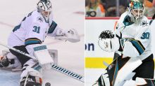 Aaron Dell or Martin Jones? Sharks need to defend 'a little tighter' for both
