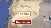 Tensions Rise On the Streets of Damascus