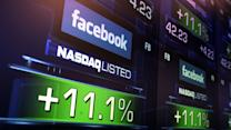 """Lock-up"" period ends for Facebook shareholders"