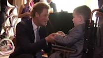 Prince Harry's First Post-Vegas Appearance