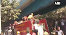 Thane: Fire Breaks Out in a Building Near Charai Area; Watch Video