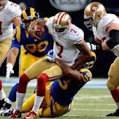 NFL star Colin Kaepernick gets sacked online after refusing to stand for US anthem