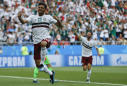 Mexico wins again at World Cup, beats South Korea 2-1