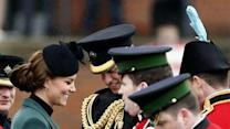Raw: William, Kate Celebrate St. Patrick's Day