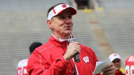 Lighter And Softer Attitude At Wisconsin?