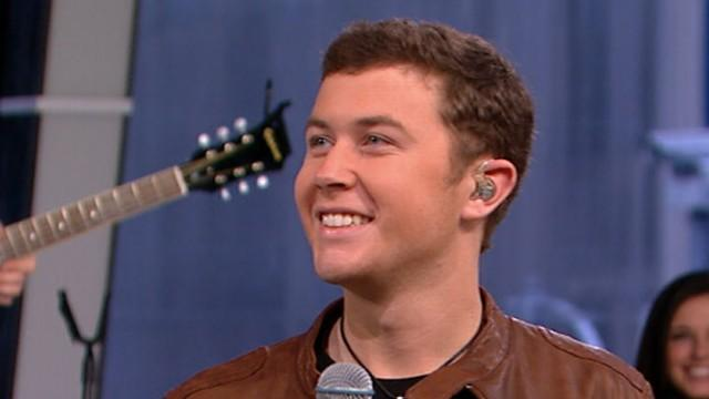 Scotty McCreery Mixes Music and School After 'Idol'