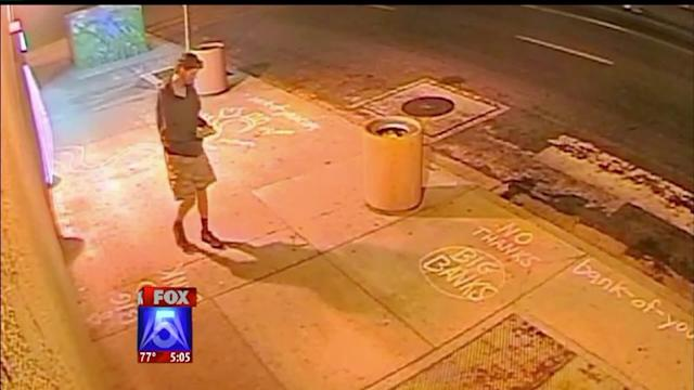 Man Found Not Guilty In Chalk Vandalism Case