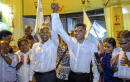 Maldives president concedes loss to opposition candidate