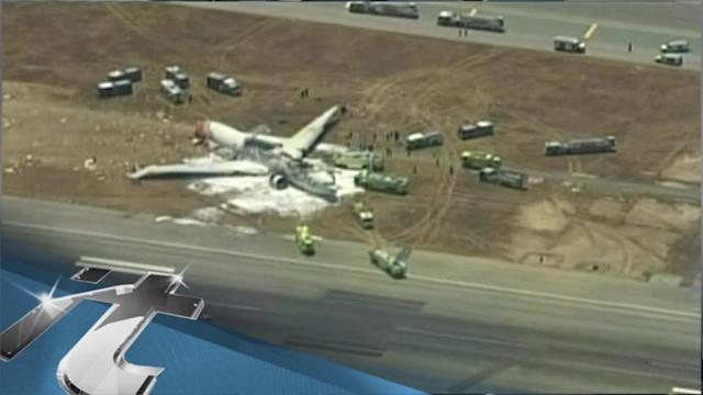 Asiana Airlines Breaking News: Asiana Flight Crew Saw Trouble at 500 Feet,