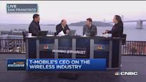US needs to understand Internet going mobile: Legere