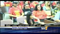 Emotional testimony in Kauai GMO council meeting