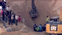 Boy, 6, Swallowed by Sand Dune Survives