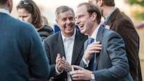How Lindsey Graham would fix Washington: Talk less, drink more