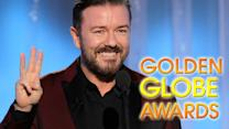 Ricky Gervais Returning To Host Golden Globes