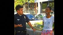 LAPD investigates complaint from detained 'Django' actress