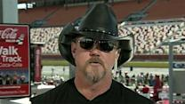 Trace Adkins talks Red Cross