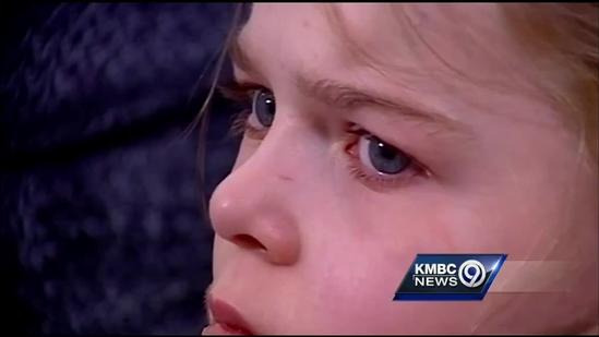 Mother says Colo. marijuana laws benefiting daughter's condition