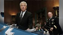 WASHINGTON Breaking News: Defense Chief Hagel Expresses Regret Over Taliban Joke