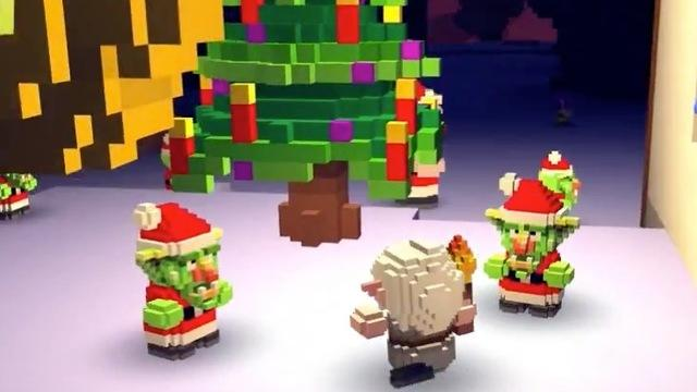 Cube World - Christmas Special