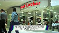 Foot Locker sprints higher; Deere gains ground; Campbell's hot and cold results