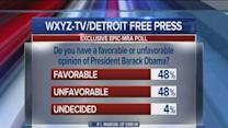 EXCLUSIVE POLL: Democrats support Obama despite negative approval rating