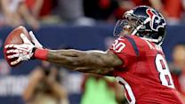 Andre Johnson's fantasy stock sky high