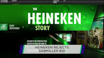 Heineken rejects takeover bid from SABMiller